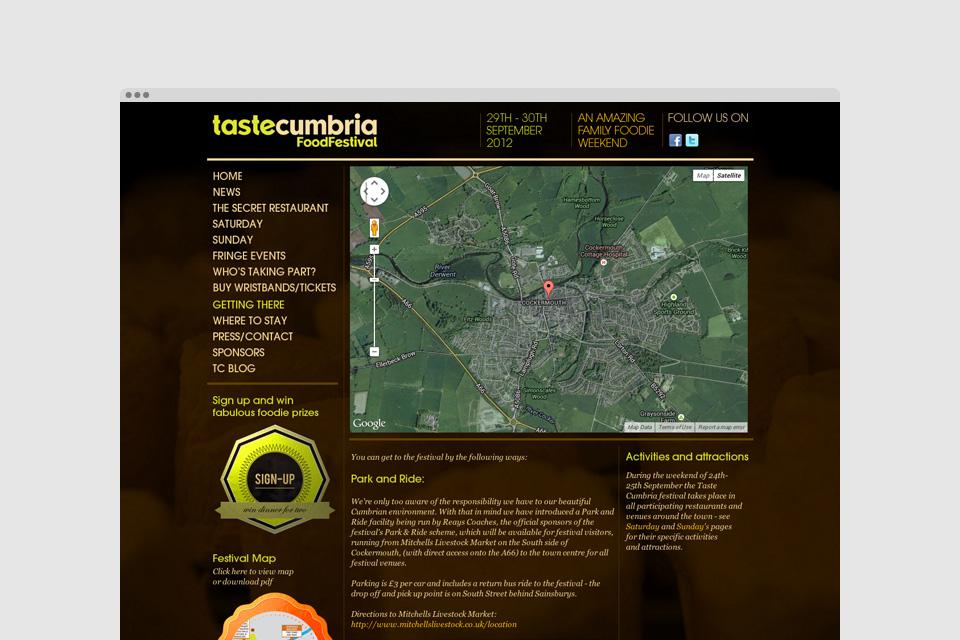 Taste Cumbria