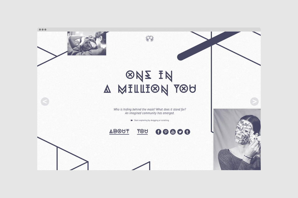 One in a million you