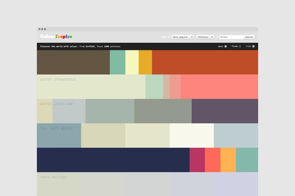Colour Inspire