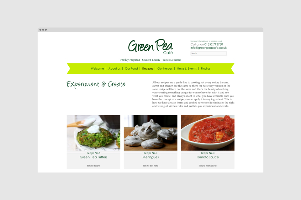 Green Pea cafe