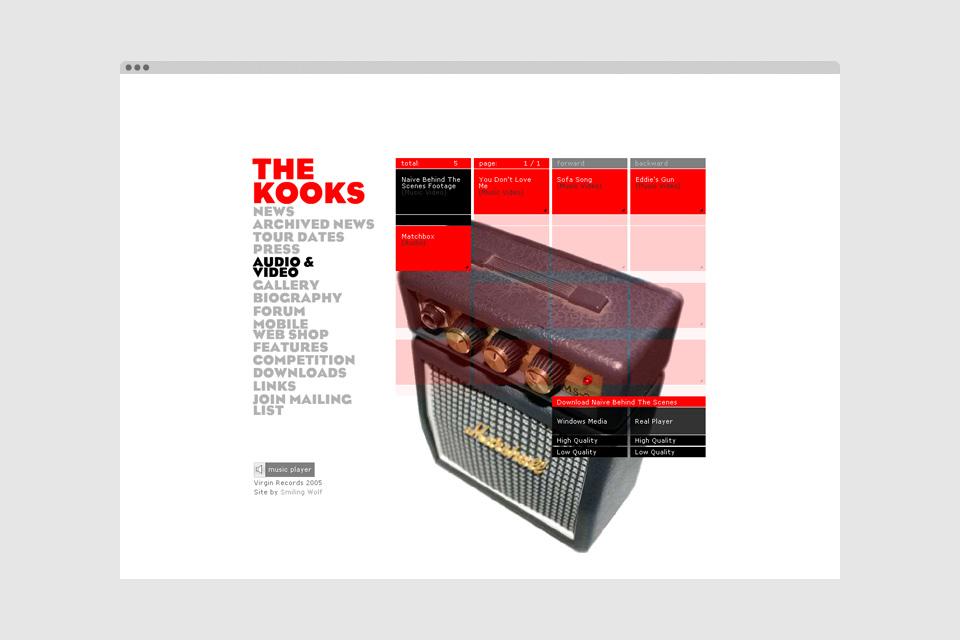The Kooks – 2006
