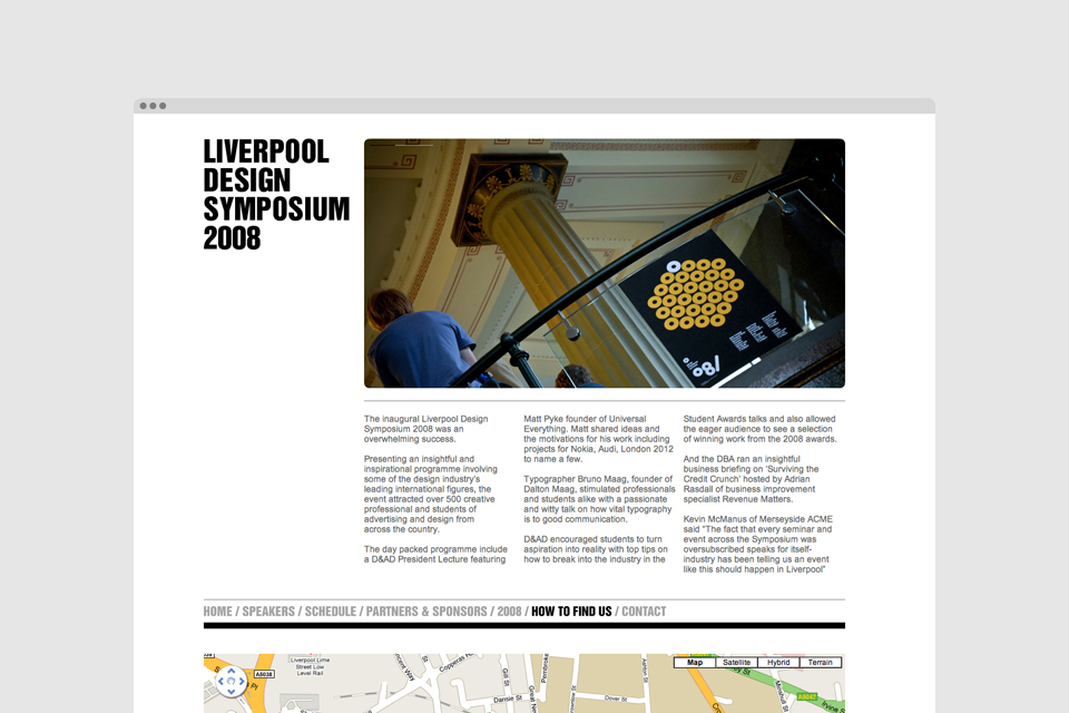 Liverpool Design Symposium