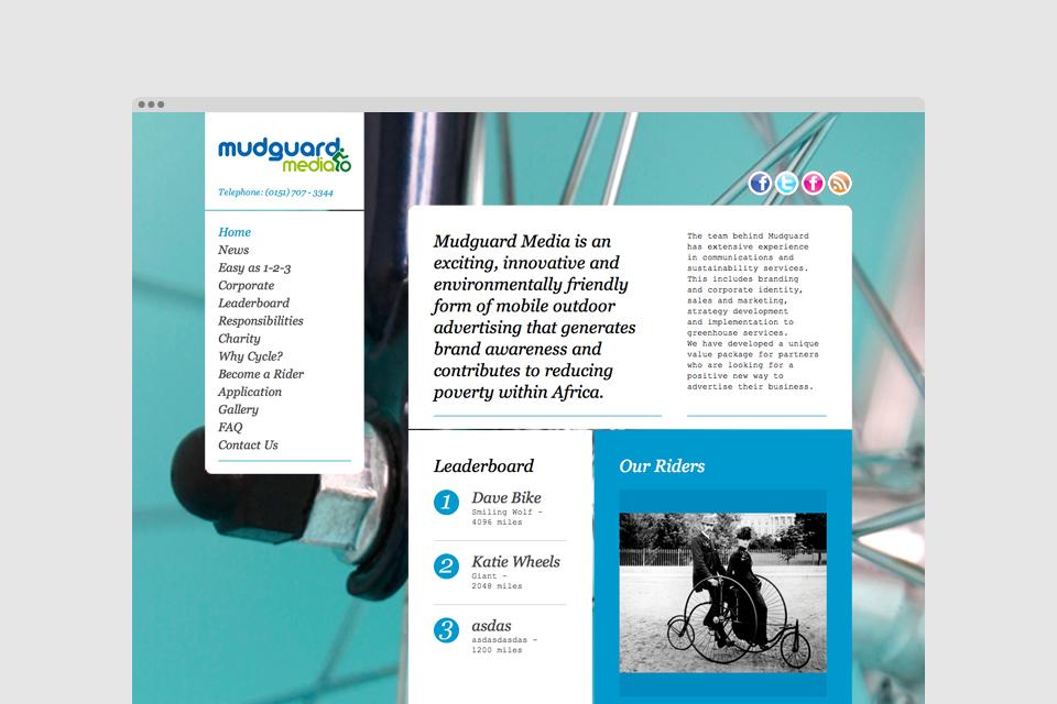 Mudguard Media