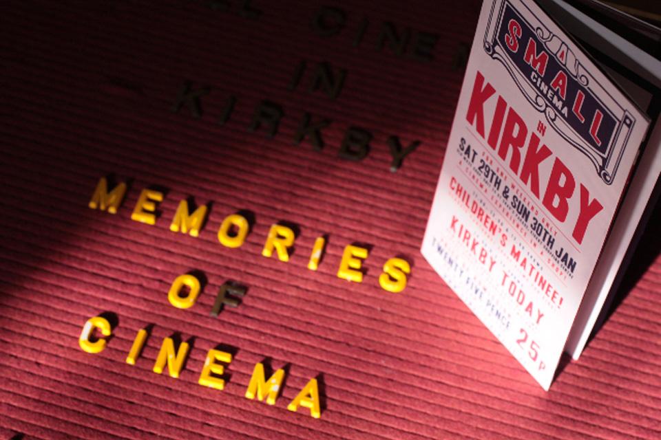 A Small Cinema
