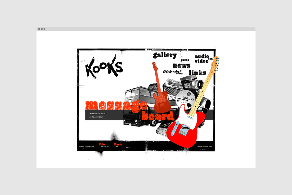 The Kooks – 2005