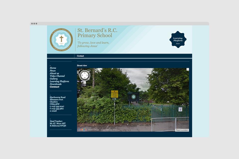 St Bernard's School