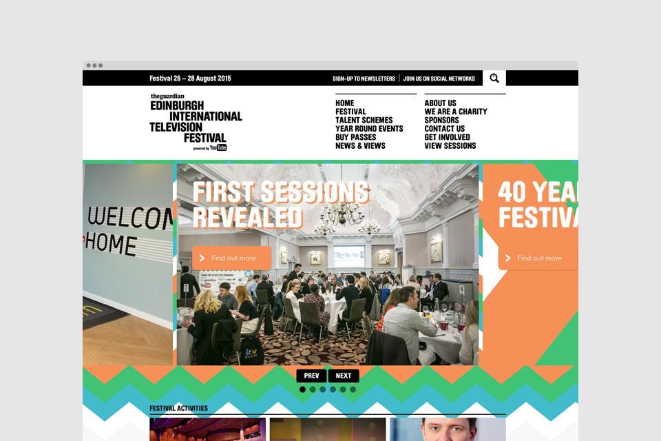 The Guardian Edinburgh International Television Festival